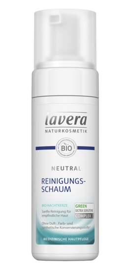 Lavera Neutral Reinigungsschaum NEU