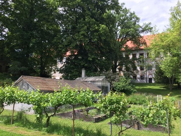 Wessobrunn Kostergarten Martina Gebhardt