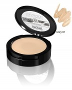 2in1 Compact Foundation Ivory 01 10 g