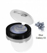 Illuminating Eyeshadow Blue Galaxy 03