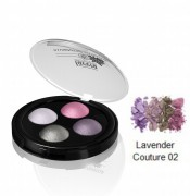Illuminating Eyeshadow Quattro Lavender Couture 02