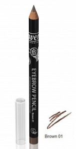 Eyebrow Pencil Brown 01
